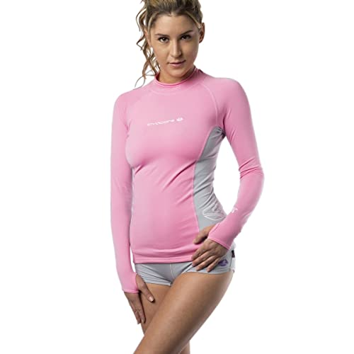 Lavacore Womens Long Sleeve Shirt Function Clothing for Water Sports