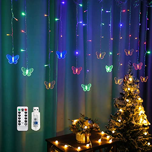 Details about  /Fairy Lights LED Battery Operated Indoor Outdoor Christmas Tree Party Holiday UK
